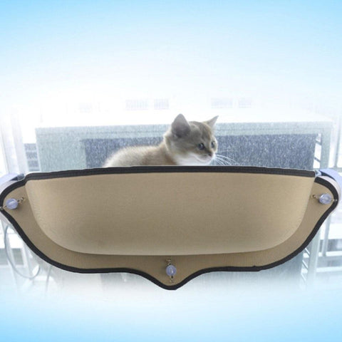 Cat Window Perch - Cat Window Hammock - Cat Window Bed