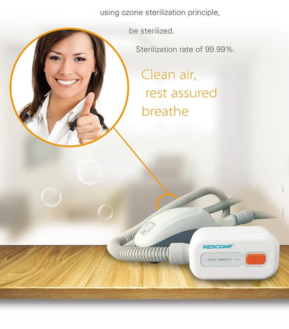 CPAP Machine - CPAP Cleaning Machine