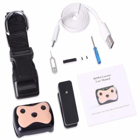 GPS Tracker for Dogs - Dog Tracker - GPS Dog Collar