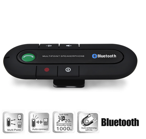 Bluetooth Car Kit - Bluetooth AUX Adapter for Car