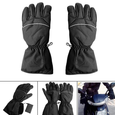 Heated Gloves - Heated Motorcycle Gloves