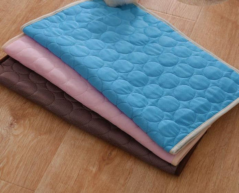 Dog Cooling Mat - Cooling Dog Bed - Cooling Pad for Dogs