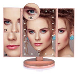 Magnifying Mirror - Makeup Mirror - Makeup Mirror with Lights