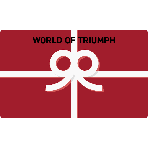 Gift Card - World Of Triumph