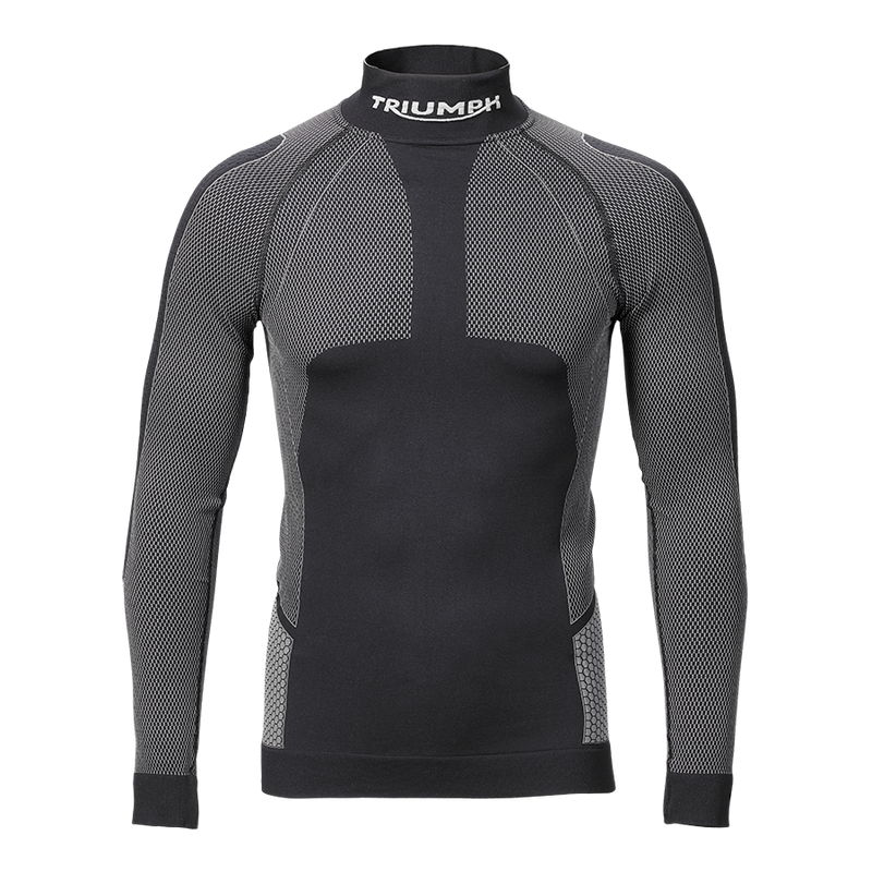 Triumph Long Sleeved Base Layer Top