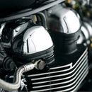 Triumph Chrome Cam Cover Kit