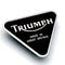 Triumph Triangular Badge