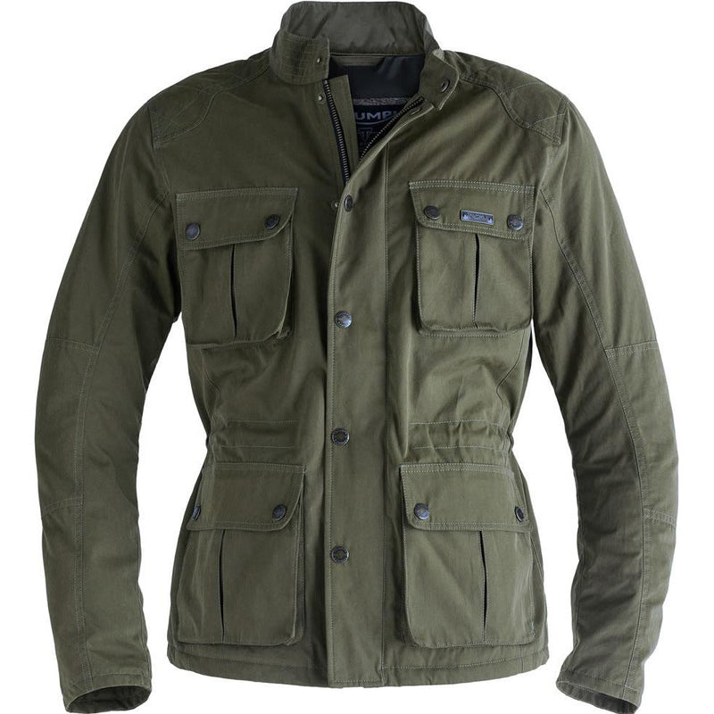 Triumph Mens Trial Scrambler Casual Jacket