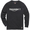 Triumph Mens Bettmann Long Sleeve Waffle Top