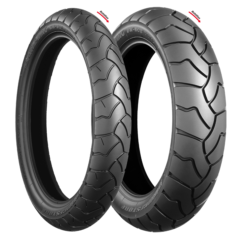Bridgestone BW-502 Battle Wing Rear Tyre 150/70-R17 (69V)