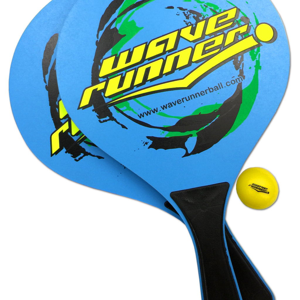 Waverunner Ball Beach Paddles