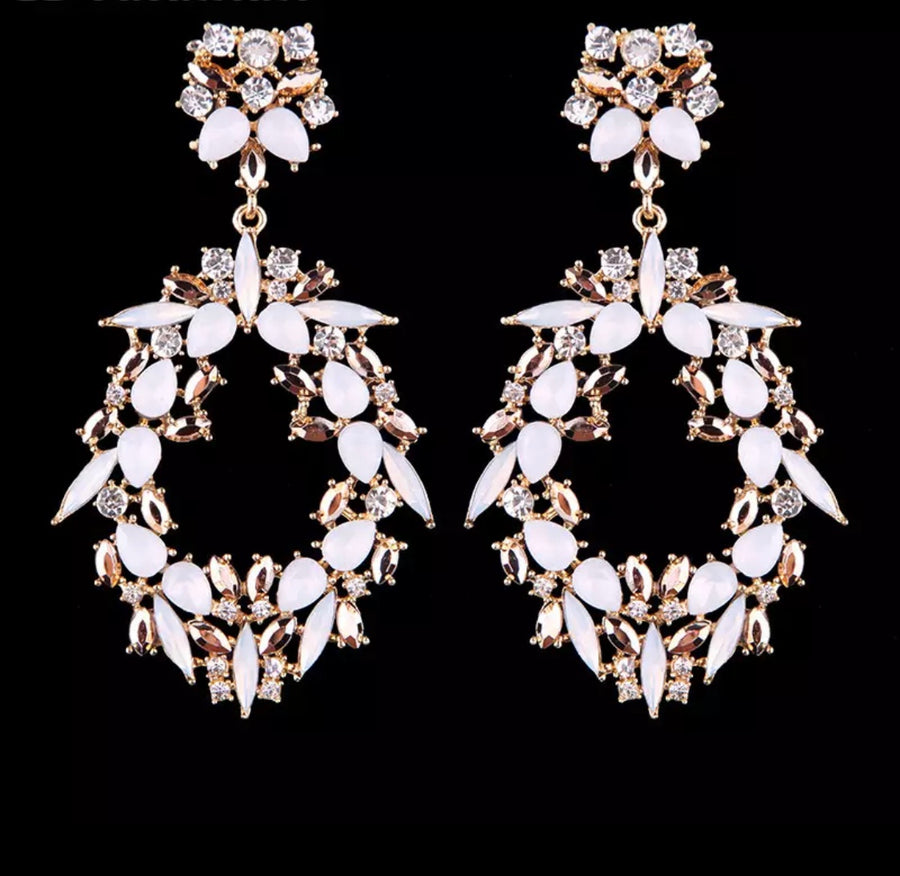 Dubai | Statement Earrings