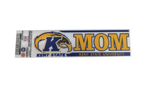 Kent State University Golden Flashes mom cling