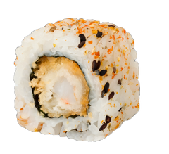 ROLL TEMPURA SPICY (8u)