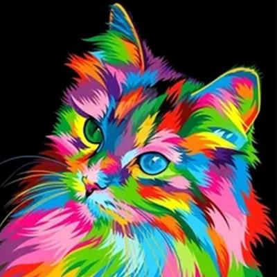 Curious Cat - World Diamond Painting™ 5D DIY