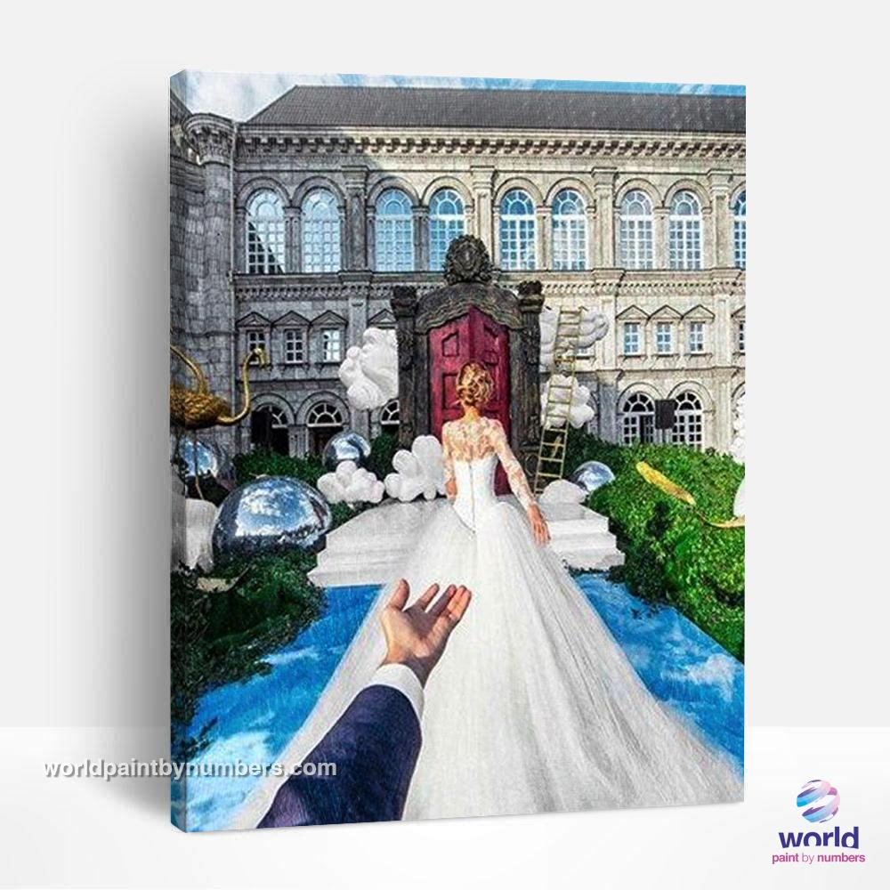 Royal Wedding - World Paint by Numbers™ Kits DIY