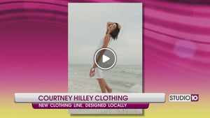 Courtney Hilley Clothing on Studio 10
