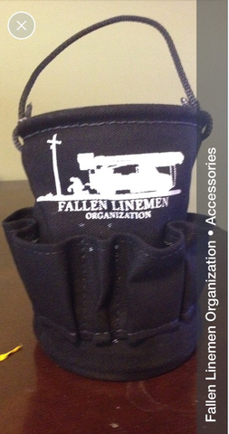 Fallen Linemen Ditty Bag