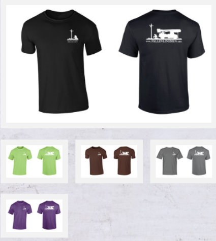 Newest FLO Logo T-Shirt (Purple, Chocolate, Lime, Black)