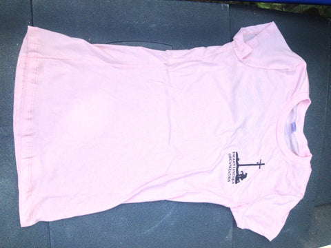 Pink FLO Woman's Cut Tshirt