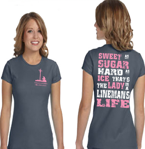 Sweet as Sugar Woman's Tee