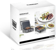 Afbeelding in Gallery-weergave laden, CUISINART GRIDDLER ELITE GR47E