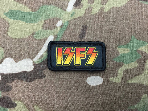 ISFS Patch - Free Shipping