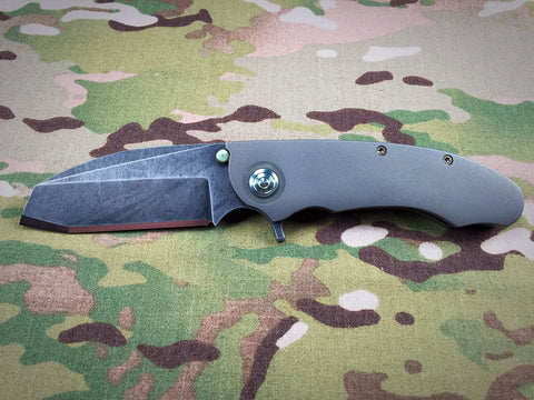 Dark Earth Tactical flipping Foxtrot - Free Shipping
