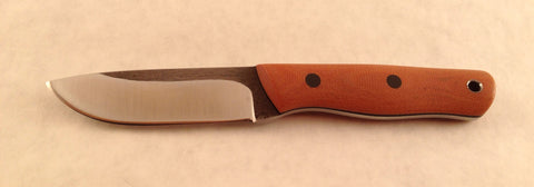 Alfa Knife AK1 bush baby tan - Free Shipping