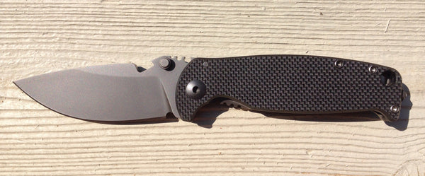 DPx Gear HEST/F Triple Black - Free Shipping