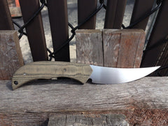 Emerson Custom Fixed blade Persian - Free Shipping