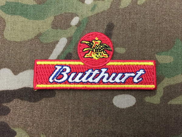 Butthurt Patch - Free Shipping