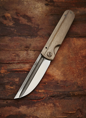 Daniel Fairly One Off Woodgrain Kwaiken - Free Shipping