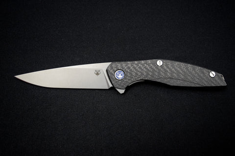 Shirogorov 3D Carbon Fiber 111 M390 - Free Shipping