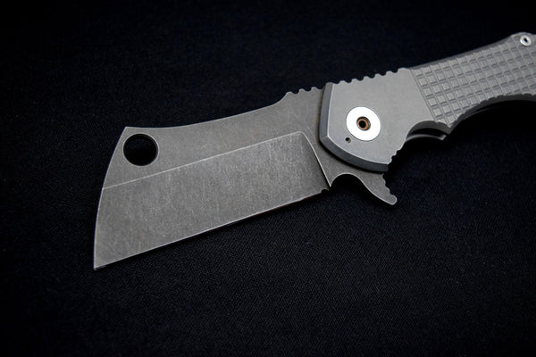Rad Knives 3v Fragged Field Cleaver Free Shipping
