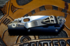 Mick Strider Custom Steel Flame PT - Free Shipping