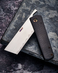 Daniel Fairly One Off Cleaver - Free Shipping