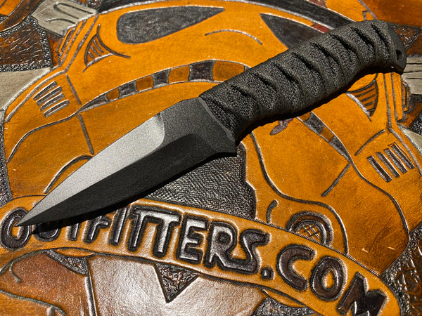 Joe Watson Black Cerakote Elite Double Edge Magni