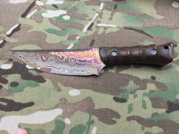 Marisa Strider Custom Fixed Blade - Free Shipping