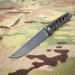 Brad Zinker Stonewashed Medium Urban Trapper - Free Shipping