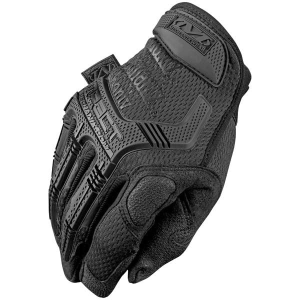 M-Pact Tactical Glove - Covert Black - Medium