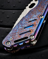 Mick Strider Hand Stippled NMG XL - Free Shipping