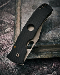 Tom Mayo Covert Carbon Fiber Bowie - Free Shipping