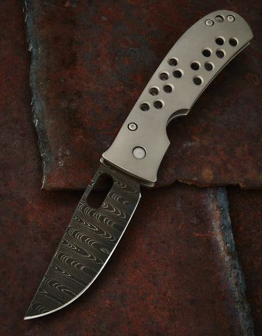Tom Mayo Damascus TNT - Free Shipping