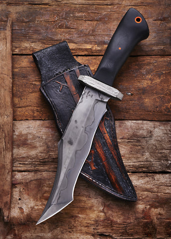 Jonathan McNees One Off USN Fixed Blade Build-Off - Free Shipping
