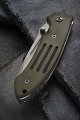 Ochs Worx and Triple Aught Design Dauntless Liner Lock Edition