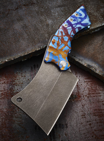 Sergey Rogovets Cleaver - Free Shipping