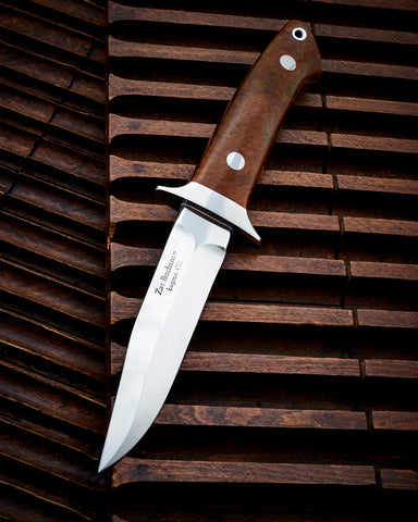 Zac Buchanan Loveless Style Boot Knife - Free Shipping