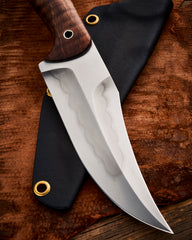 Joe Watson Double Edge Fixed with Hamon - Free Shipping