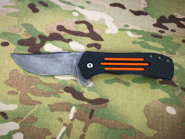 Doc Shiffer Custom Recon Bowie - Free Shipping